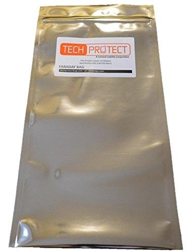 Tech Protect Faraday/EMP Bag Size Medium 8' x 16'