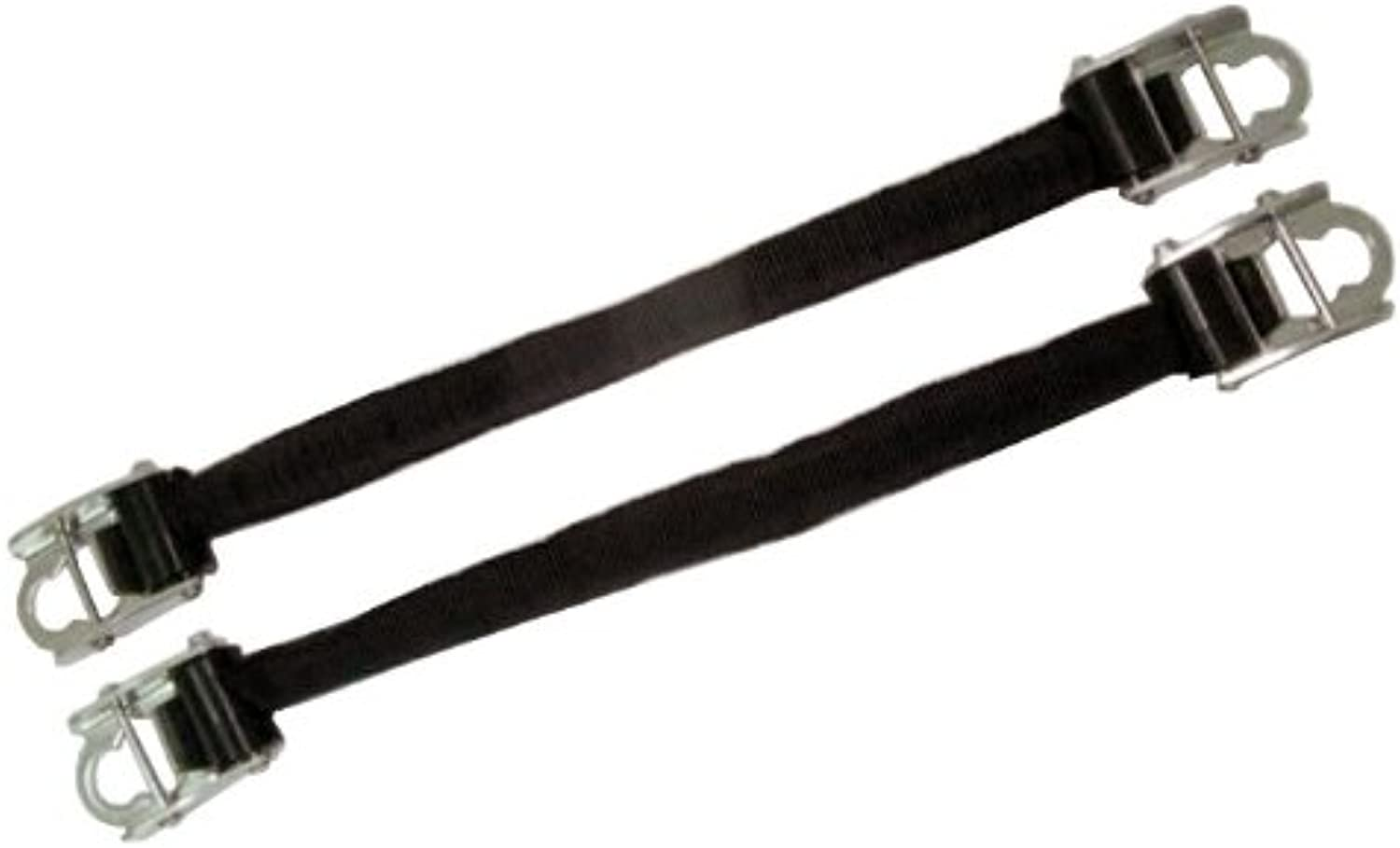 Storm Stainless Steel Spring Straps (Pair)
