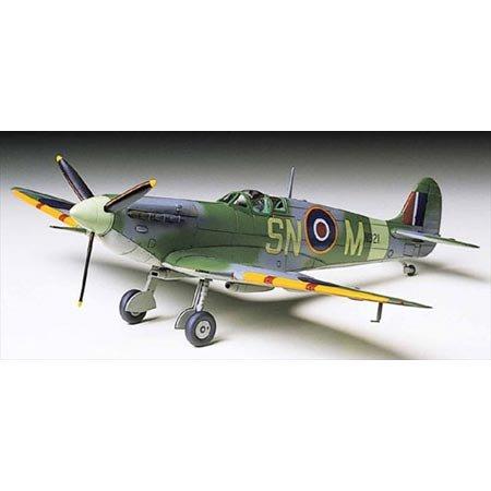 タミヤ 1/72 ウォーバードコレクション No.56 イギリス空軍 スーパーマリン スピットファイア Mk.Vb/Mk.Vb ...