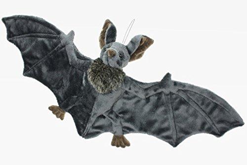 Cornelißen Plüsch Mega Fledermaus mit Band