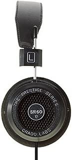 GRADO SR60e Prestige Series Wired Open-Back Stereo Headphones