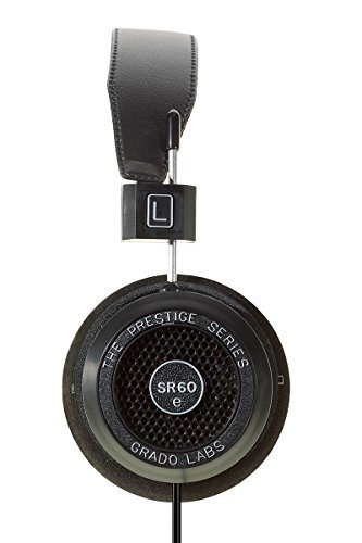 GRADO SR60e Prestige Series Wired Open-Back Stereo Headphones