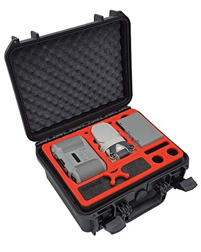 mc-cases Case for DJI Mini 2 and Accessories - Explorer Edition also for the Fly More Combo - Made in Germany.