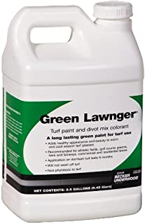 Becker Underwood GL025 Turf Paint and Divot Mix Colorant, 2.5-Gallons