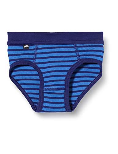 Schiesser Jungen Capt´n Sharky Sportslip Unterwäsche, blau, 116