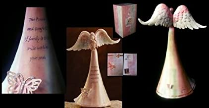 Stone Resin Angel - Peace By Peace
