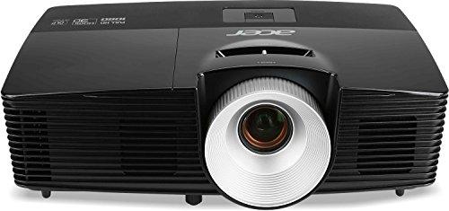 Acer P1510 TCO 3D Full HD DLP-Projektor ( 3.500 ANSI Lumen, HDMI /MHL/HDCP, TCO Zertifiziert, 144Hz Triple Flash 3D, Kontrast 10.000:1,1920 x 1080 Pixel) schwarz