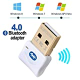Maxesla USB Bluetooth 4.0 Adaptateur Clé Bluetooth pour PC Portable, Casque...