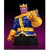 2012 Sdcc San Diego Comic Con exclusivo busto gigante Thanos Mini agotado.