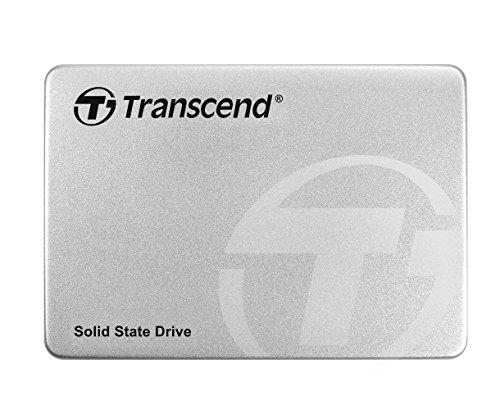 """Transcend Highspeed 64GB interne 2.5"""" SSD (≠HDD) SATA III 6Gb/s, robust und schnell, für Aufrüstung von Desktop-PCs, Laptops, Notebooks, PS4, Xbox TS256GSSD370S"""