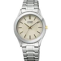 [シチズン]CITIZEN 腕時計 Citizen Collection シチズン コレクション Eco-Drive エコ・ドライブ シンプルアジャスト ペアモデル FRB59-2452 メンズ