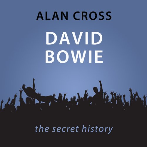 David Bowie audiobook cover art