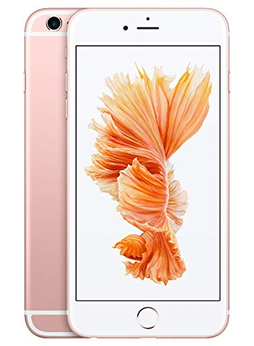 Apple iPhone 6s Plus, 128GB, Or rose