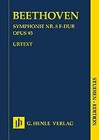 Symphonie Nr. 8 F-dur op. 93 SE