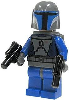 LEGO Star Wars - Minifigure Mandalorian with Double Blaster - x1 Loose