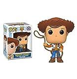 QIYV Pop Movie Toy Story 4 Kawaii Q Versión Nendoroid Figura De Anime Sheriff Woody 522 # Figuras De Acción De Vinilo Pop En Caja De Juguete De 10 Cm, Regalos De Cumpleaños para Niños