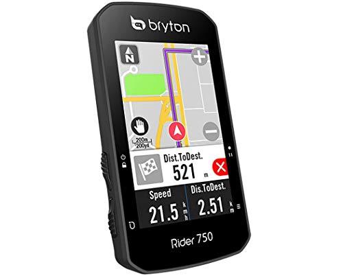 BRYTON(ブライトン) RIDER 750E(ライダー750E) GPSサイクルコンピューター(単体:センサー類別売)