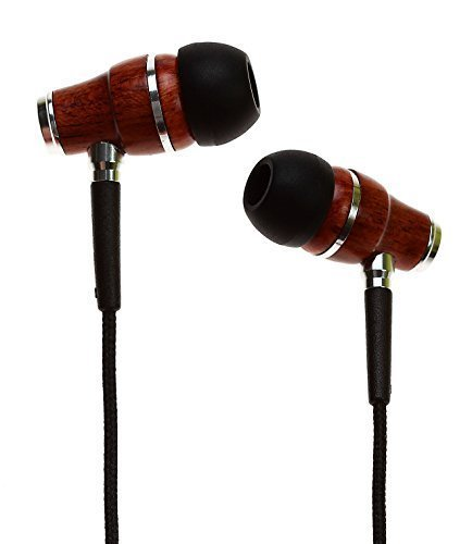 Symphonized NRG Premium Genuine Wood in-Ear Noise-isolating...