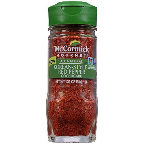 McCormick Gourmet, Korean Style Red Pepper, 1.37 oz
