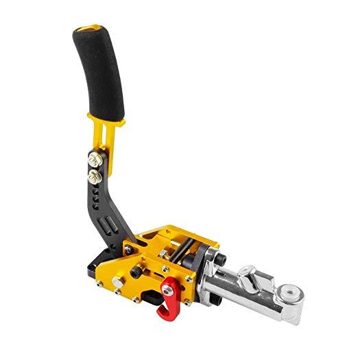 Racing Drift - Freno de mano hidráulico de modificación del automóvil Drift de carrera Freno de mano competitivo Color de freno modificado - Oro
