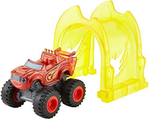 Fisher Price Nickelodeon: Blaze and The Monster Machines - Light Rider Blaze (Dtv23)