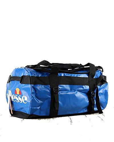 Ellesse Sporttasche für das Fitnessstudio, Strandtasche, Windsurf, Gr. 35 x 60 x 35 cm, Blau