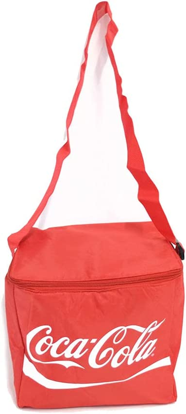 Coca-Cola 12 Can Insulated Soft Cooler Bag