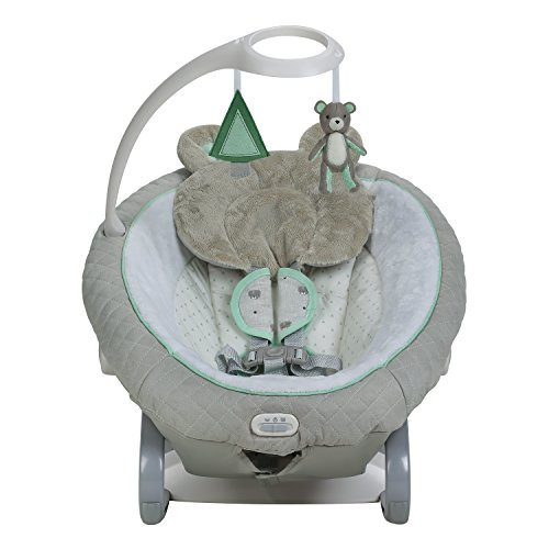 416HXq5IXvL The Best Battery Operated Baby Swings in 2021 Reviews