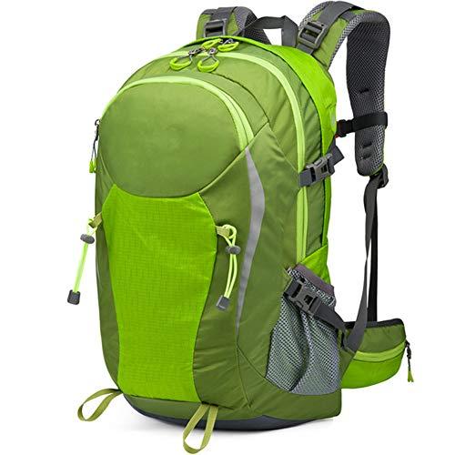 Backpack, Travel Bag, Men's Outdoor Backpack, Large Capacity Duffel Bag, Multifunctional Hiking And Mountaineering Bag,green