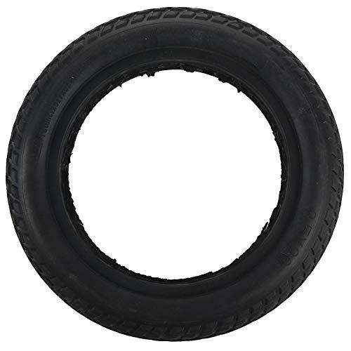 Gesh Neumático sólido hueco para scooter Mijia M365, rueda de neumático de 8.5 pulgadas, rueda de goma no neumática