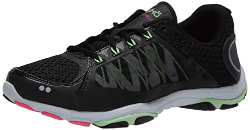 RYKA Women's Influence 2.5 Training Shoe, Black, 9.5 Wide