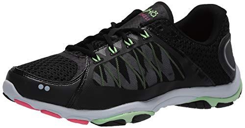 RYKA Women's Influence 2.5 Training Shoe, Black, 7.5