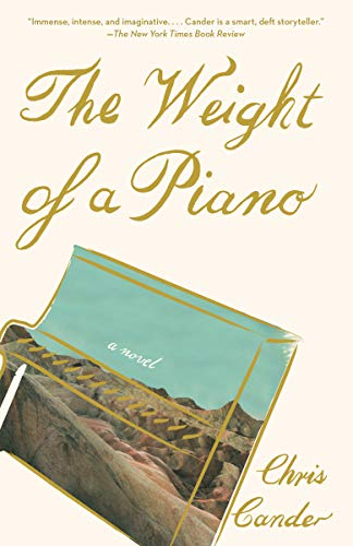 The Weight of a Piano: A novel