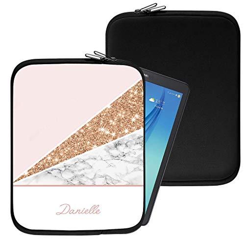 Personalisiert Marmor Neopren Tablethülle Case Tasche (86) für Huawei Honor T1 7.0 (7