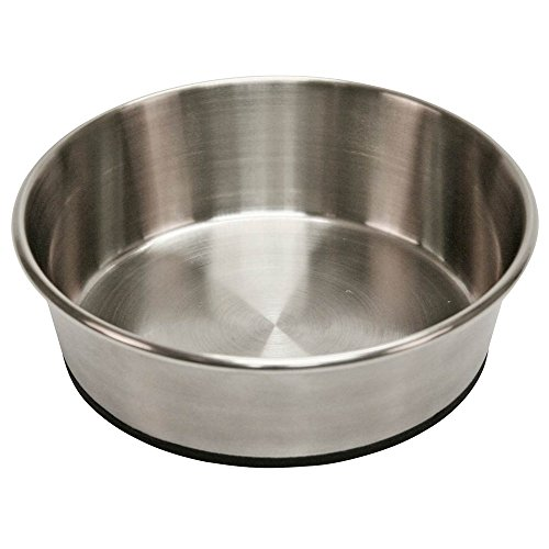 Kerbl 82292 Edelstahl Hundenapf, 1600 ml