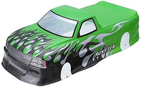 GzxLaY Direct sale of manufacturer Selling rankings 1 10 RC On-Road Drift Car PVC for Painted Body Shell Veno