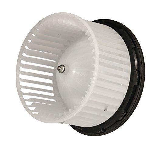 AC Blower Motor with Fan - Replaces 700191, 75748, 89019320, 89019301 - Compatible with Chevy, GMC & Cadilalc Vehicles - Silverado, Suburban, Avalanche, Sierra, Yukon, Yukon XL 1500, 2500