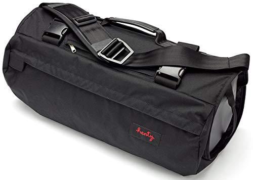 Henty Copilot Messenger Black Anzugtasche