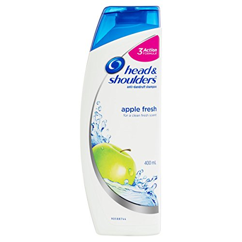 Head Shoulders Apple Fresh Anti-Dandruff Shampoo, 400ml