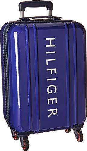 Tommy Hilfiger Unisex Maryland Hardside Koffer, 53,3 cm, navy (blau) - TM114MY8-410