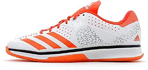 adidas Herren Counterblast Handballschuhe, Weiß (Ftwbla Rojsol Plamet), 48 EU