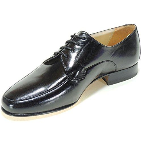 Seva 670 Zapato Vestir y Ceremonia con Cordones y Ancho 10 para Hombre