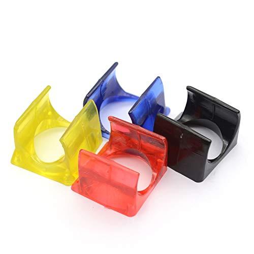 HUANRUOBAIHUO 3D parti della stampante V6 stampato ad iniezione Fan Duct stampaggio ad iniezione di guardia alloggiamento della ventola fai da te Reprap for J-testa Hotend quattro colori Parti della s