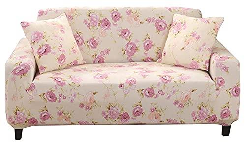 HXTSWGS Sofadecke gepolsterte,Stretch Sofabezug Couchbezüge, Spandex rutschfeste weiche Couch Sofabezug, Couch Sofabezug für Wohnzimmer für Kinder, Haustiere-A31_M