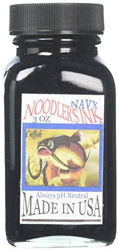 Noodler's Ink Fountain Pen Bottled Ink, 3oz, Navy