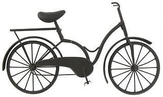 Hanging Black Iron Decorative Bicycle