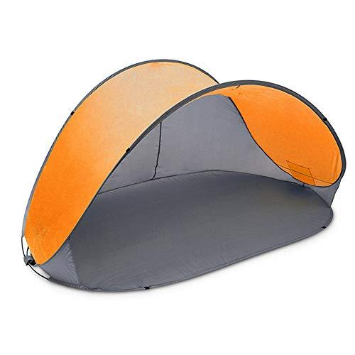 RongDuosi Outdoor D-type Strandtent Waterdichte Zonnescherm Kleine Tent Gratis Om Een Kleine Open Tent Outdoor Uitrusting Zwembed Bouwen