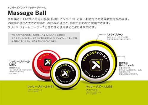 TRIGGERPOINT(トリガーポイント)『マッサージボールMBX(04421)』