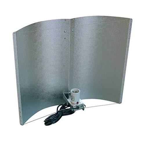 Réflecteur Adjust-a-Wings® Enforcer Large L Martelé / Stucco (70x100cm)