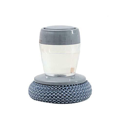 Cepillo de Limpieza Multifuncional con dispensador de jabón de Cocina Pet